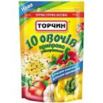 10 druhů zeleniny Torčin 10 овощей