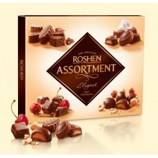 Asorti mléčná čokoláda Roshen 203g