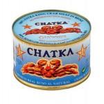 Chatka maso kamčatského kraba