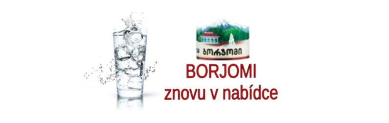 Léčivá Borjomi