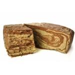 Chalva slunečnicová - mramorová s kakaem