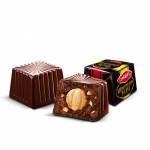 Čokoládová noc hořká s oříškem 100g