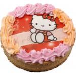 Dětský dort, Hello Kitty, 700g