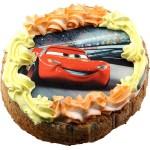 Dětský dort, Cars, 700g