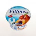Řecký jogurt - Fitline broskev 150g