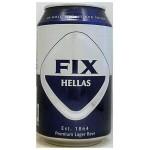Pivo Fix 330ml plech