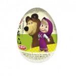 Máša a medvěd 20g čokoládové vajíčko