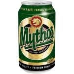Pivo Mythos 330ml plech