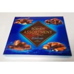 Asorti mléčná čokoláda Roshen
