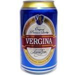 Pivo Vergina 330ml plech