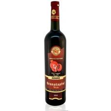 Víno granatové 0,75l