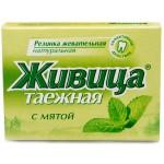 Žvýkací pryskyřice - živica s mátou